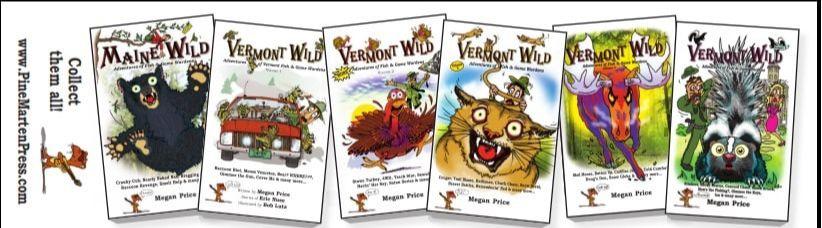 Vermont Wild - Home